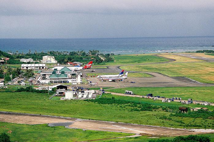 Hotels Near Hewanorra International Airport
