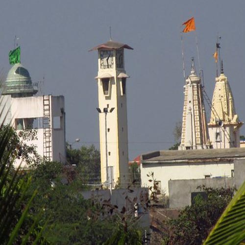 Places to visit in shrirampur india for Religious buildings in india
