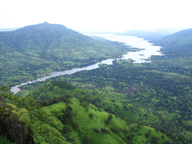 Krishna River, Mahabaleshwar, India Tourist Information