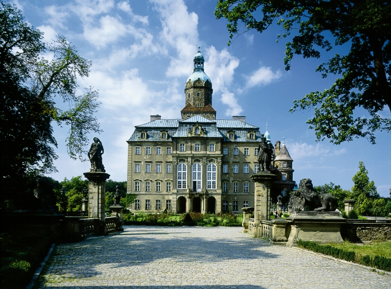 Ksiaz Castle, Poland Tourist Information