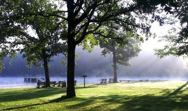 Las Ouachitas - Las regiones de Arkansas