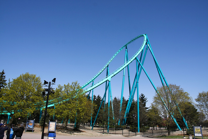 Leviathan Roller Coaster, Vaughan, Canada Tourist Information