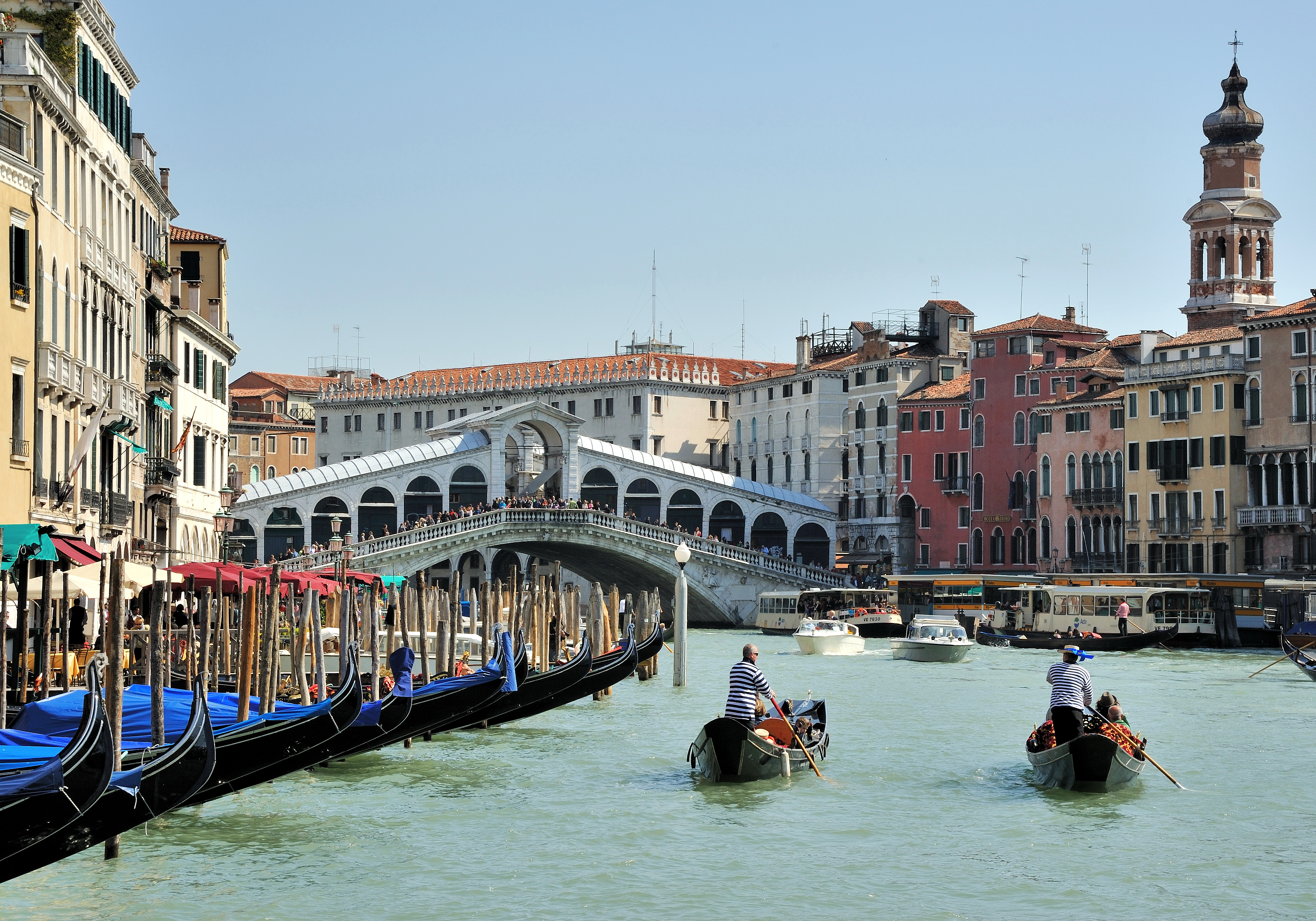 Overview - Venice Italy Attractions