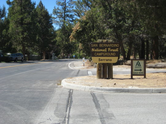 Big Bear Lake (CA) United States  City pictures : ... Serrano Campground, big bear lake, United States Tourist Information