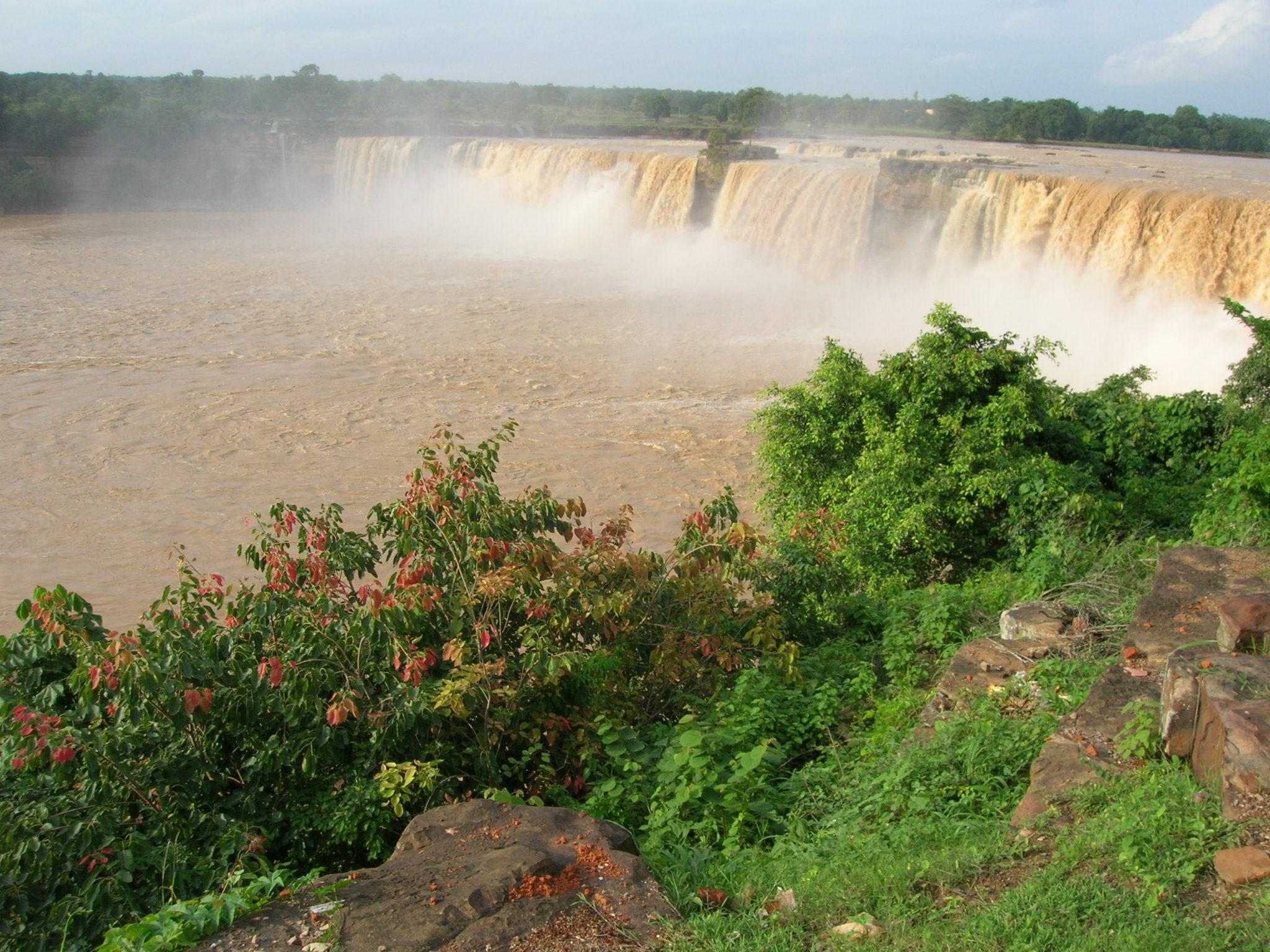 Chitrakoot Falls Jagdalpur India Photos