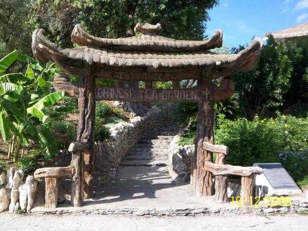 San Antonio Japanese Tea Garden San Antonio United States Tourist Information