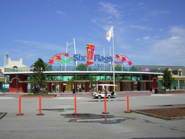 Six Flags New Orleans New Orleans United States Tourist Information