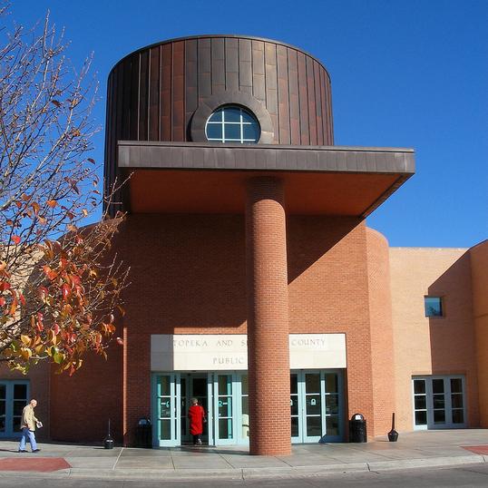 Topeka & Shawnee County Public Library, Topeka, Kansas