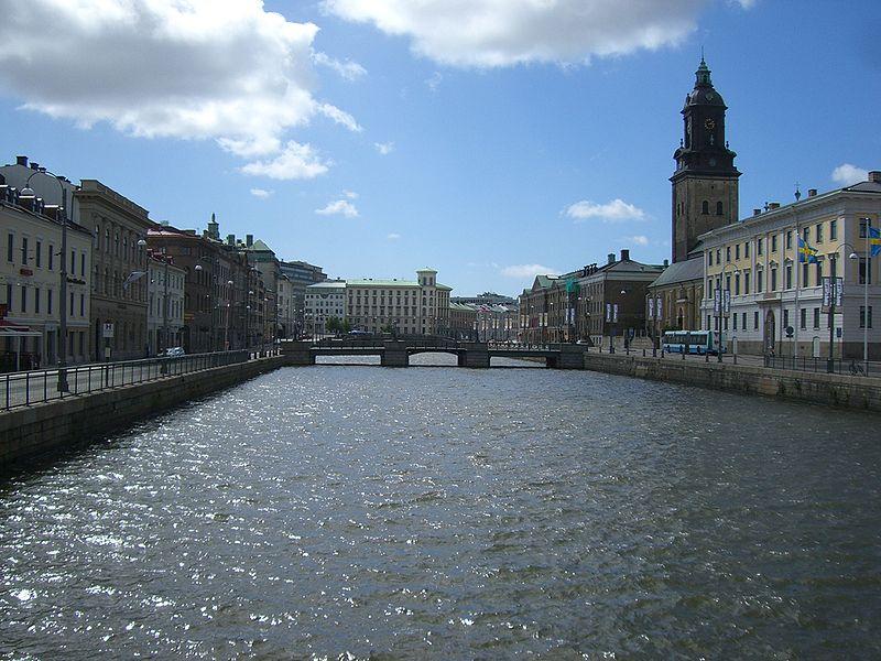 Gothenburg G 246 Teborg Sweden Social Travel Network