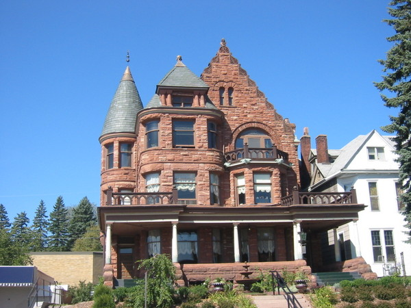Oliver G Traphagen House Duluth United States Tourist