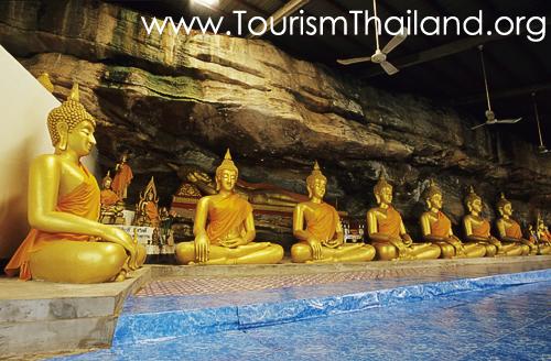 Wat Tham Khuha Sawan, Phatthalung Province Thailand ...