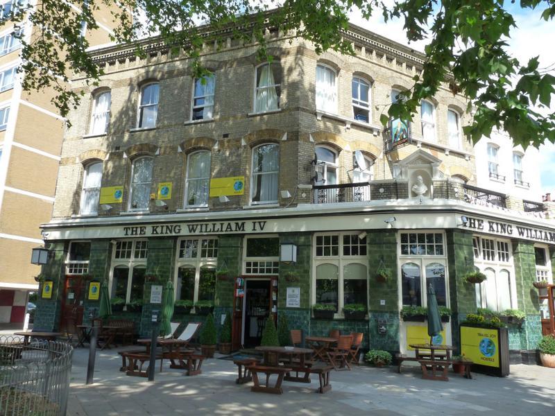 Travel Joy Hostels Chelsea London England Tourist